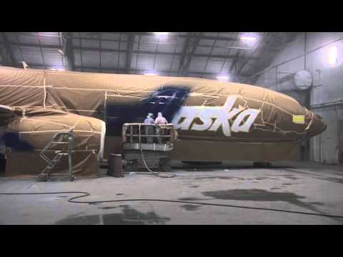 Painting & unveiling our new livery