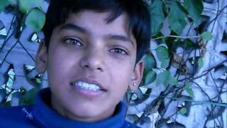 me singing chammak challo by akon