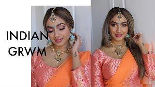 INDIAN GRWM | ALLUREBYHAMSHA
