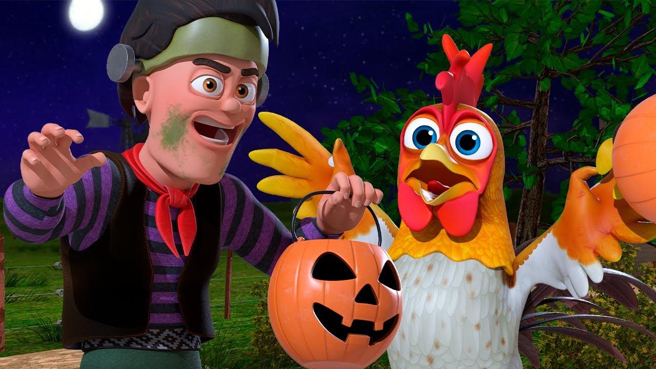 🎃 It's Halloween Today! 🎃 #Halloween   Zenon The Farmer