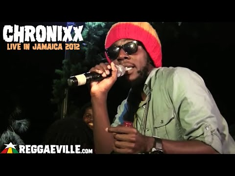 Chronixx - Spirulina @ Live From Kingston 11/17/2012