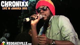 Chronixx - Spirulina @ Live From Kingston 11/17/2012