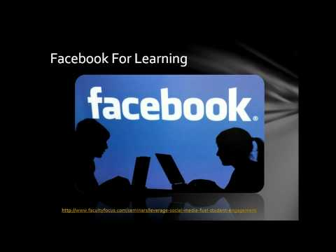 Facebook For Learning Intro