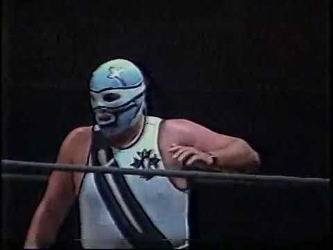 Rokambole/Cachorro Mendoza/Stuka vs. Vulcano/Tony Arce/El Enfermero Jr.