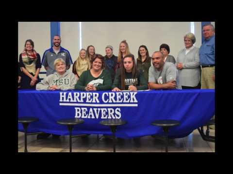 Harper Creek High School Promo Video 2017