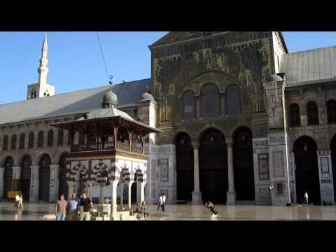 Damascus - The Ummayad Mosque, Syria - Robert Broad Travel / SyriaHolidays.co.uk