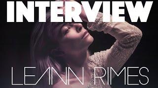 An Interview With LeAnn Rimes | philmarriott.net