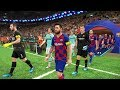 Barcelona vs Inter Milan - UEFA Champions League 2019 Gameplay