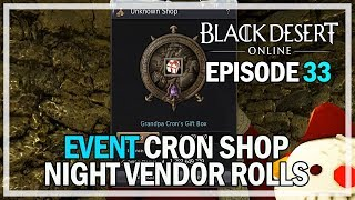 Black Desert Online: Visiting the Pearl Shop (In-Game Store