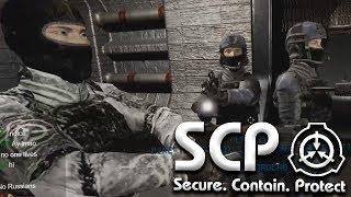SCP: Manifest Destiny
