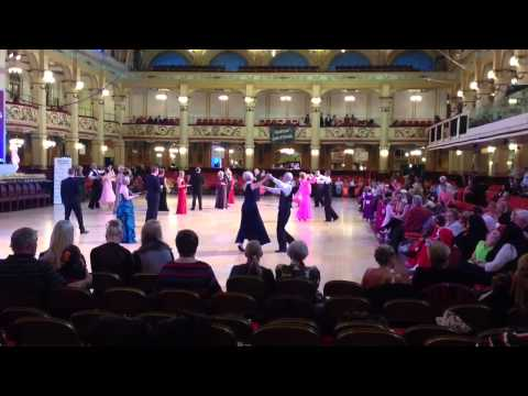 Sequence Dancing at Blackpool Winter Gardens