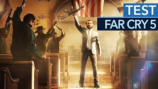 Far Cry 5 im Test / Review