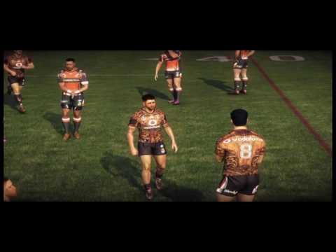 Rugby League Live 3 Mycareer #85 Jostling for Positions on Competition Ladder