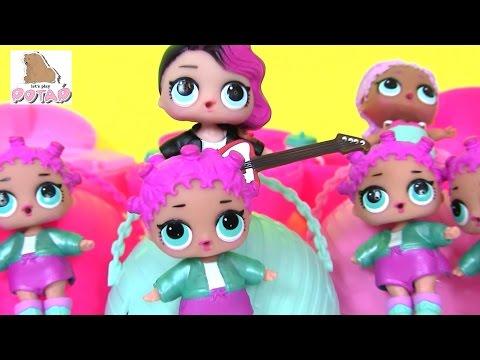 Видео для Детей. Куклы Пупсики! Сюрприз Игрушки. LOL BABY DOLLS Игры #дляДетей