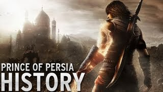 History of - Prince of Persia (1989-2013)