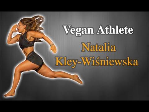 Vegan Athlete Natalia on training, diet and mindset