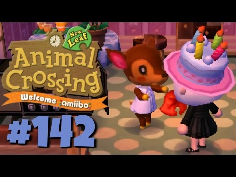 Let's Play Animal Crossing: New Leaf - Welcome amiibo ...