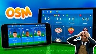 ¡ESTE JUEGO ESTÁ BRUTAL! Online Soccer Manager KC Deportes