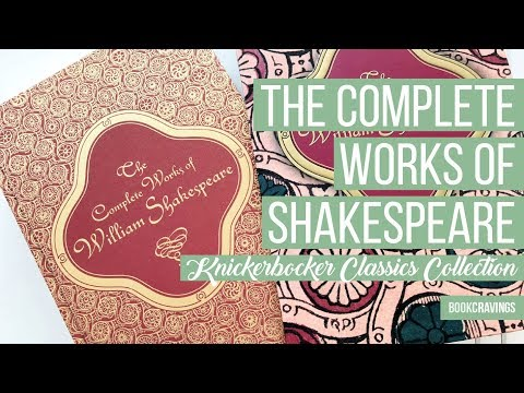 The Complete Works of William Shakespeare | Knickerbocker Classics | BookCravings