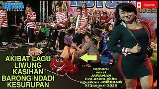 Download Mp3 Ter Grees Jandhut New Ledysta_ Akibat Lagu Liwung_barong Ndadi Kesurupan_voc.har