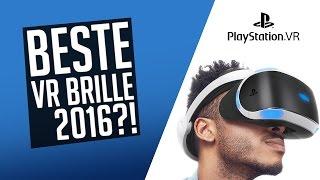 Playstation VR - Was kann die Sony Brille? (Gamescom 2016)