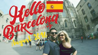 Where in the world: Barcelona