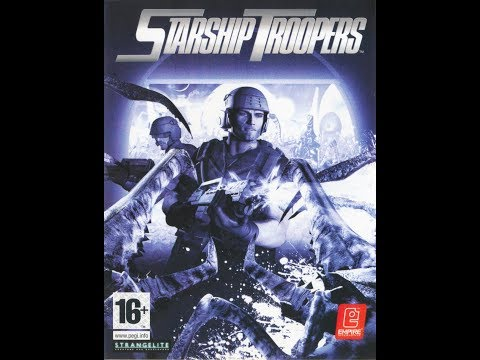 Starship Troopers/Звёздный десант  ВОЮЕМ С АРАХНИДАМИ  Часть 3 стрим