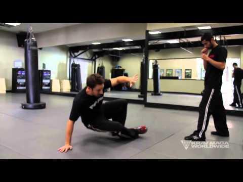 Get up off the ground! Self Defense Training - Krav Maga Worldwide