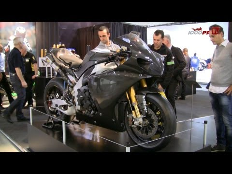 Öhlins R1 Production Racer News 2013 von der Eicma 2012