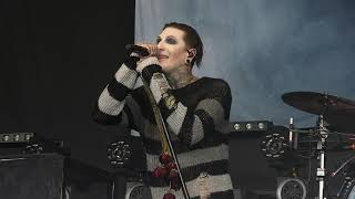 Motionless In White - Rats Live in The Woodlands / Houston, Texas