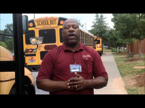 Deerwood Academy School Bus Safety