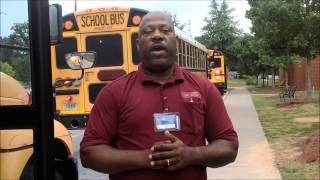 Deerwood Academy School Bus Safety