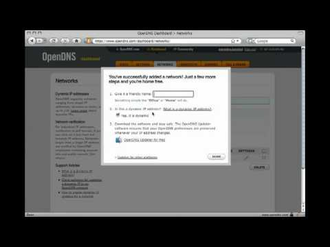 Unblock OpenDNS blocked Websides. from YouTube · Duration:  1 minutes 34 seconds