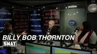 Billy Bob Thornton Interview: Reveals Stories About Bernie Mac + Talks Sports