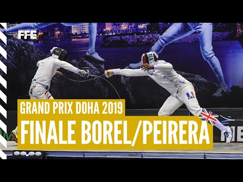 GP EH Doha 2019 - Finale Borel (FRA) vs Peirera (ESP)