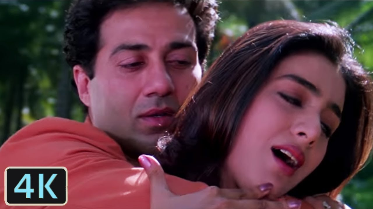 Download 'Saathiya Bin Tere' Full 4K Video Song - 90's #Bollywood Songs   Sunny Deol, Tabbu   Himmat