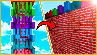 99,9999999% IMPOSIBLE RETO DE TNT - MINECRAFT 1.12