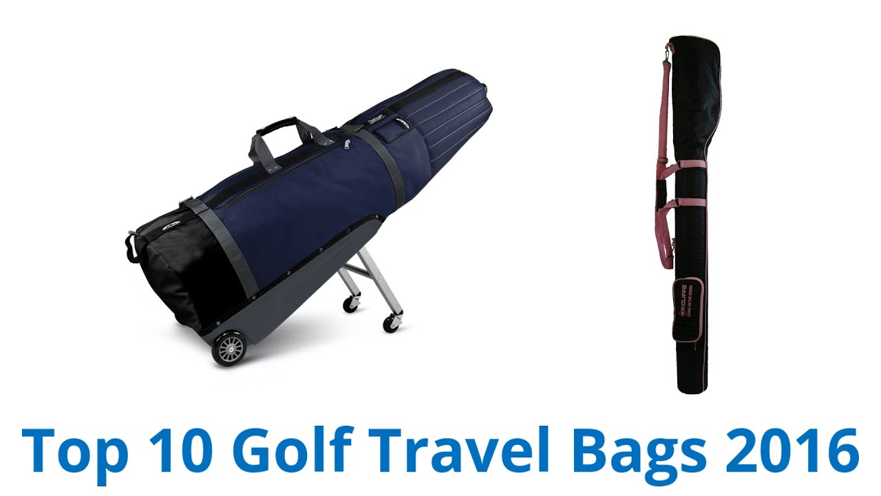 10 Best Golf Travel Bags 2017