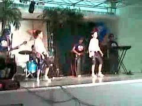 music and motion band