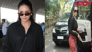 Huma Qureshi's SIMPLE look | Malaika Arora's COOL avatar | Style Today