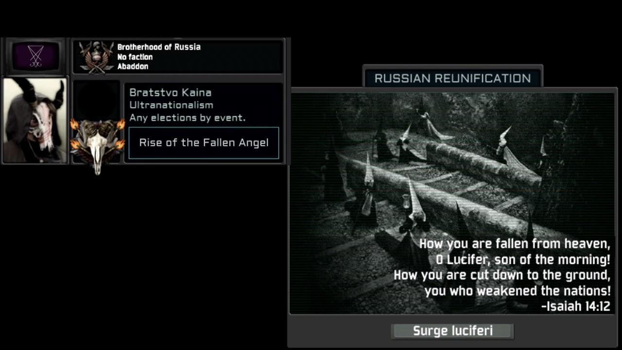 Download TNO Custom Super Event: Abaddon re-unifies Russia