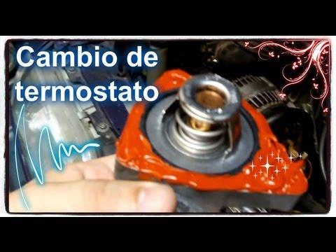 Cambio Termostato R19 1.7 RT - Renault 19 - YouTube