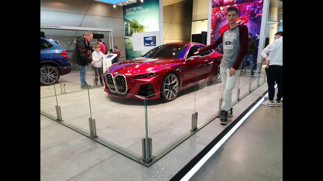 AM VIZITAT MUZEUL BMW!!!! ??????