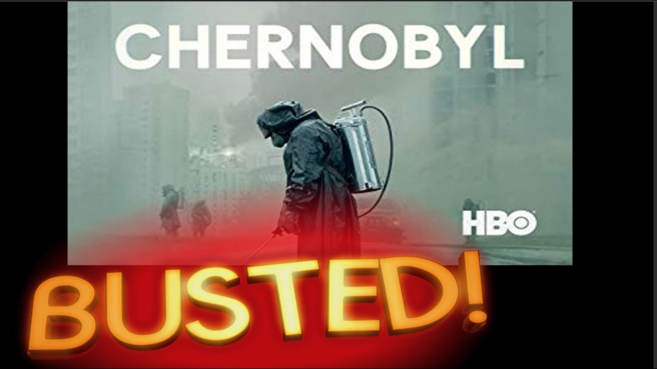 "HBO's falsified Chernobyl ""documentary"" 