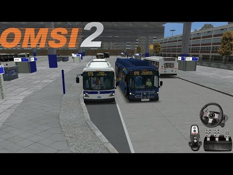 OMSI 2: Gran City Routes 621 & 137 | 2014 New Flyer Xcelsior XN40