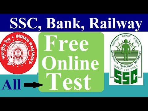 Free Online Test series ( CGL, IBPS, SSC, Bank, Railway) 2017