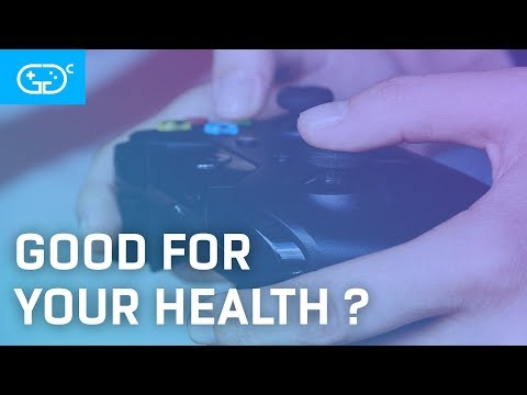 Video games are good for your health - GGC#2017