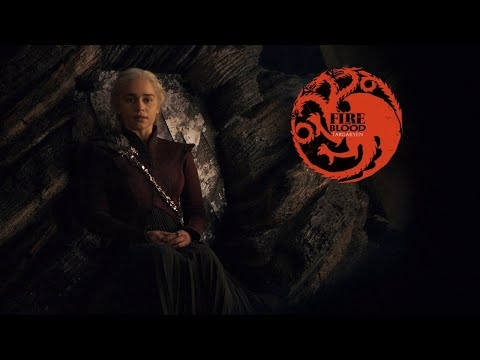 Game Of Thrones: Daenerys Targaryen And Dragons - All Season 8 Scenes | HD 1080p