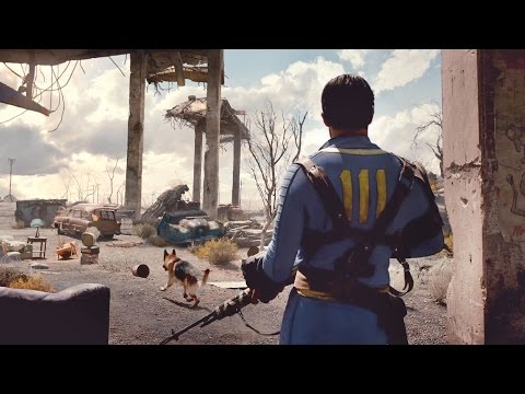 Fallout 4 — Бродяга (HD) Ролик с живыми актерами