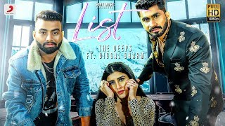 The Deeps - List  feat. Diggaj Dharma | Archie | Latest Punjabi Song 2019